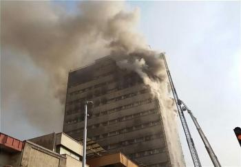 از برج ۵۳ ساله تهران فقط همینها باقی مانده+تصاویر