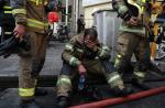 آتش نشانان مشمول قانون مشاغل سخت و زیان آور شوند