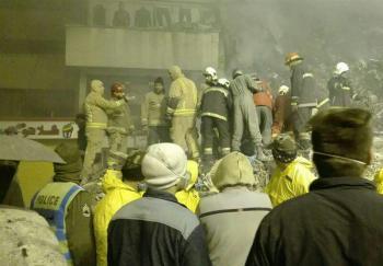 بررسی حادثه پلاسکو در کمیسیون عمران مجلس