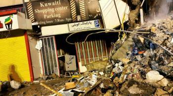 کارگران بیکار شده حادثه پلاسکو به اداره کار جنوب غرب تهران مراجعه کنند