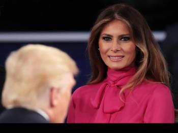 انتشار جنجالی بیوگرافی ملانیا ترامپ در وبسایت کاخ سفید/همسر رئیس جمهور آمریکا کیست؟