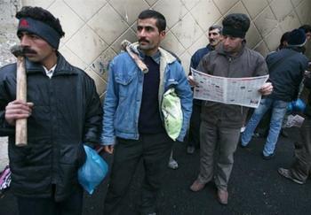 افزایش بیکاری در کف خیابان مشهود است نیاز به مرکز آمار نیست