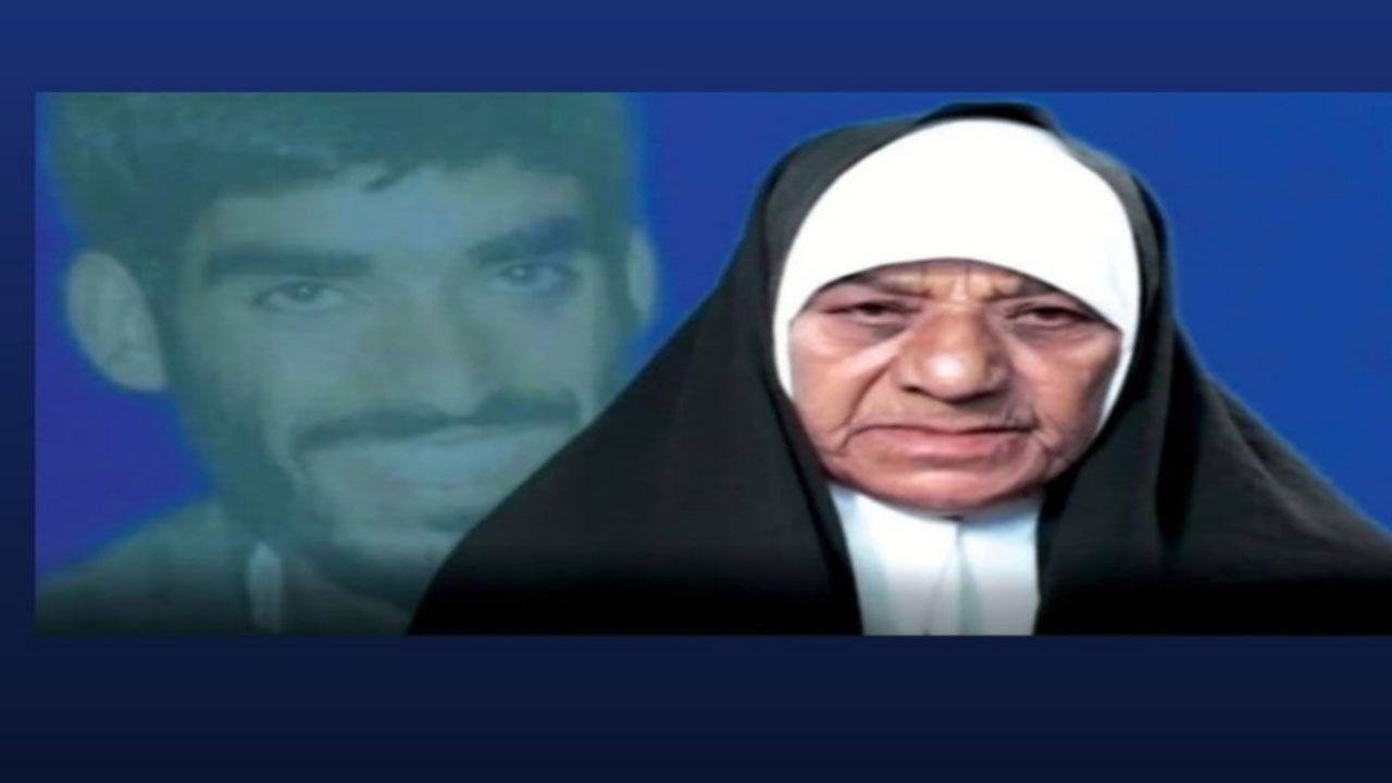 مادر شهید شفیعی آسمانی شد