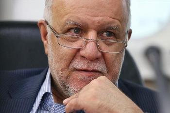 جواب وزیر نفت به سوال درباره تحریم دلارهای نفتی: نُچ