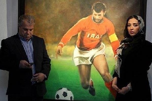 ازدواج اشکان خطیبی با عروس سابق علی پروین +عکس