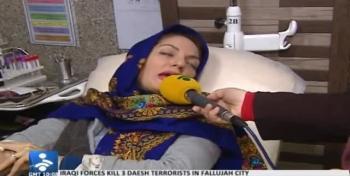 تازهترین خبر از مهناز افشار در بیمارستان