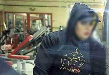 دستگیری دختر بدنسازی که عکس خود را در فضای مجازی منتشر میکرد + عکس