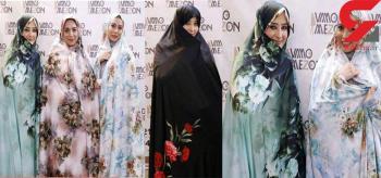 فشن شوی چادر با حضور بازیگران زن/عکس