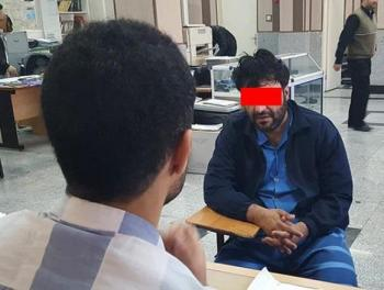 مرد هزار چهره از چگونه دل زنان جوان تهرانی را به دست می آورد؟! + عکس