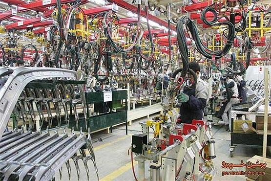 دومینوی تعطیلی کارخانههای قطعه سازی