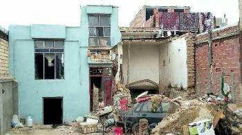 آخرین جزئیات از تخریب ساختمان مسکونی در اردبیل / 7 نفر جان باختند+ تصاویر