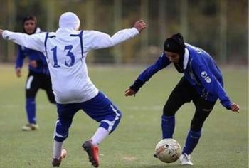 بانوی فوتبالست ایرانی گل زن تر از مهدی طارمی!+عکس