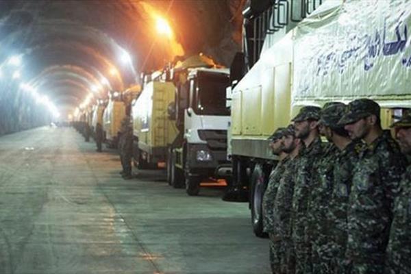 کارخانه اسلحهسازی ایران بیخ گوش اسرائیل