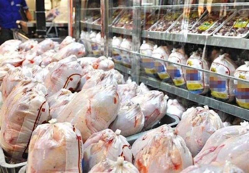 قطعه بندی مرغ برای جلوگیری از گران فروشی ممنوع شد