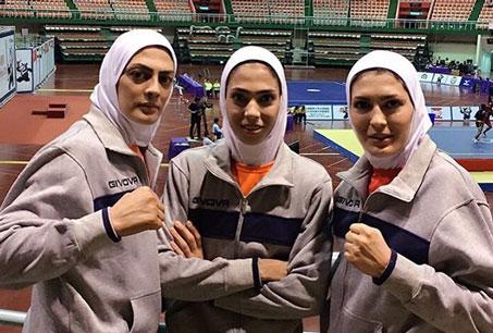خواهران منصوریان لژیونر شدند+عکس