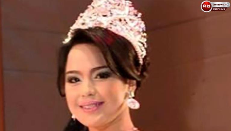 مریم 23 ساله بعد از انتخاب شدنش به عنوان« ملکه زیبایی» بلای کثیفی بر سرش آمد! + عکس