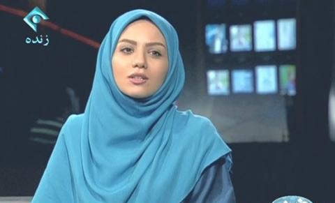 ازدواج دو مجری سرشناس ایرانی+تصویر