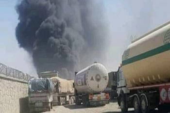 مخازن منفجرشده در افغانستان متعلق به ایران نیست