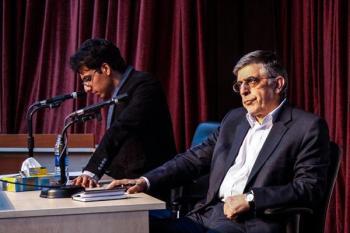 زیر سوال بردن شهدای مدافع حرم توسط کرباسچی  حین سخنرانی در ستاد روحانی