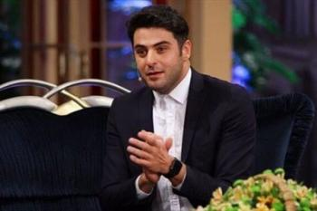 شوخی علی ضیا با دختر بیمار درباره احمدی نژاد +عکس
