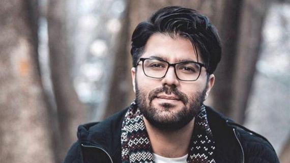 خواننده معروف ایرانی حنجره اش را بیمه کرد!+عکس