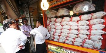 ممنوعیت قطعه فروشی مرغ / استانداری تهران: در صورت تخلف مرغ قطعهشده به قیمت مصوب بین مردم حراج می شود