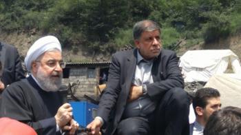 حرفهای دردناک و غم انگیز یک کارگر معدن آزادشهر خطاب به روحانی