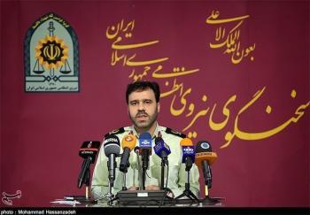 توضیحات سخنگوی ناجا درباره ماجرای جنجالی جریمه شدن آقای فرماندار