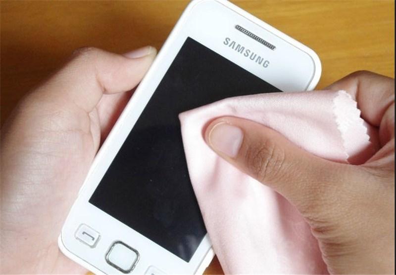 سریعترین راه حل برای تمیزکردن تلفن همراه