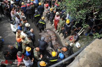 جزئیات بیرون کشیدن اجساد جدید ۱۳ معدنچی