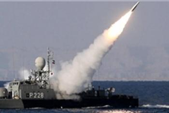اقدام نظامی ایران در نزدیکی تنگه هرمز/ رونمایی از سلاح رادارگریز