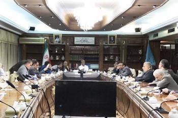 جلسه مشترک ربیعی و نمایندگان کارگران