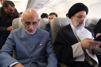 میرسلیم با رئیسی به مشهد رفت/عکس
