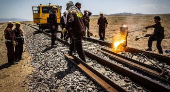 درخواست  کارگران  خط راه آهن از رئیس جمهور