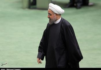 تجلیل دولتیها از نمایندگان مجلس حامی «روحانی» در انتخابات 96