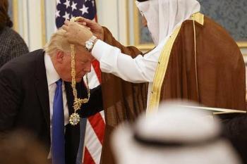 هدایای نجومی که شاه عربستان به ترامپ داد!