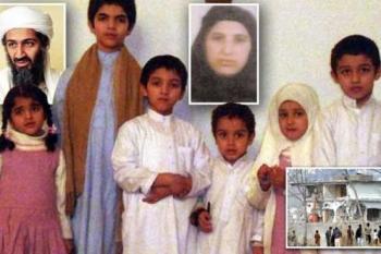 ماجرای شب کشته شدن بن لادن از زبان زن چهارم