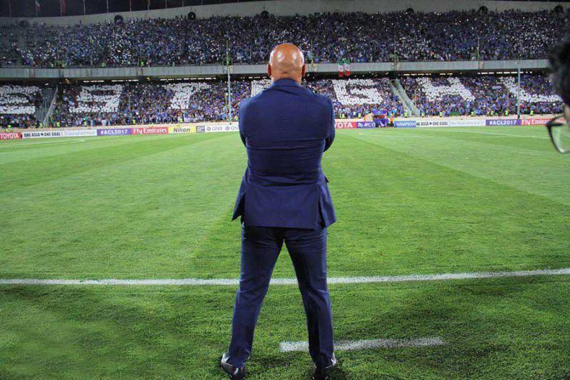 تصویری از بازی دیشب استقلال که حسرت پرسپولیسیها را در پی دارد!