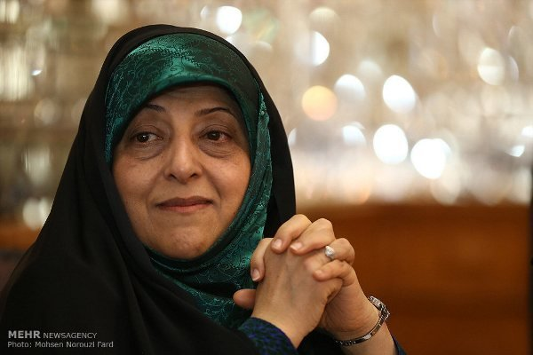 واکنش این زن  نسبت به خبر شهردار تهران شدنش