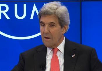 هشدار جان کری درباره تحریم علیه ایران