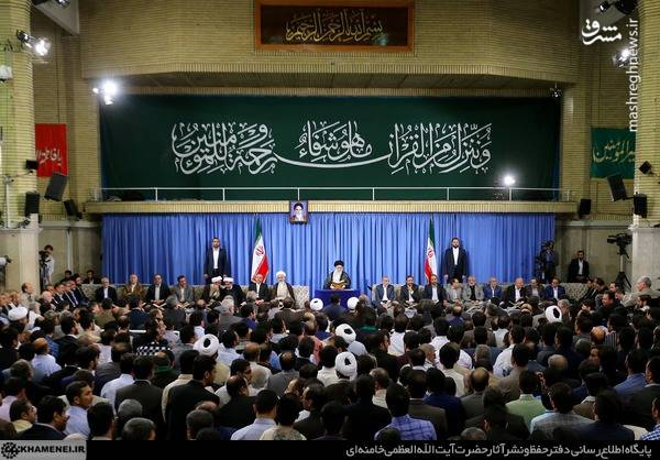 رهبر انقلاب: دولت سعودی باطل و نابود شدنی است