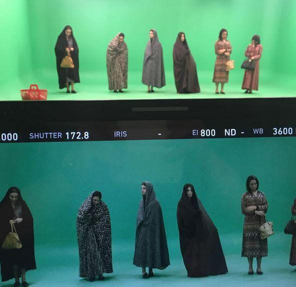 استفاده از بازیگران ارمنی بی حجاب برای سریال ماه رمضان
