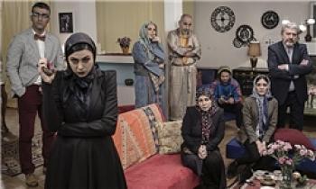 هم اتاق شدن دو مرد با دو زن غریبه در یک فیلم ایرانی!