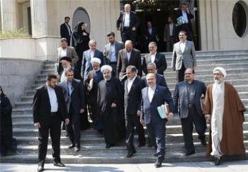 انتقاد اصلاح طلبان از کابینه روحانی با طعم سهم خواهی