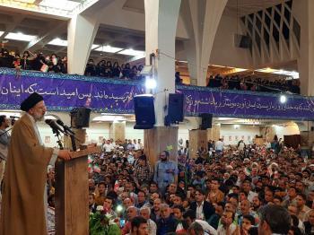 صحبت های جنجالی حجتالاسلام رئیسی درباره انتخابات ریاست جمهوری
