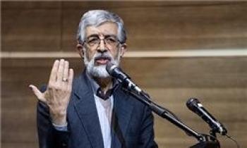 واکنش حداد عادل به صحبت های جنجالی روحانی در انتخابات ریاست جمهوری