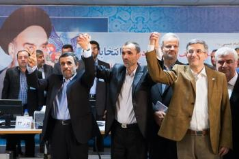 واکنش دولت به ماجرای تخلیه ساختمان محافظان احمدینژاد
