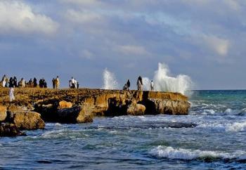 ساحلی در ایران که گردشگری آبی خاصی برای زنان دارد