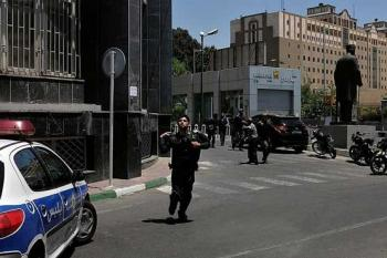 خبری تاسف انگیز از حمله امروز تروریست ها به مجلس