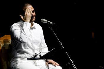 کنسرت علیرضا قربانی با توجه به حوادث تروریستی امروز لغو شد